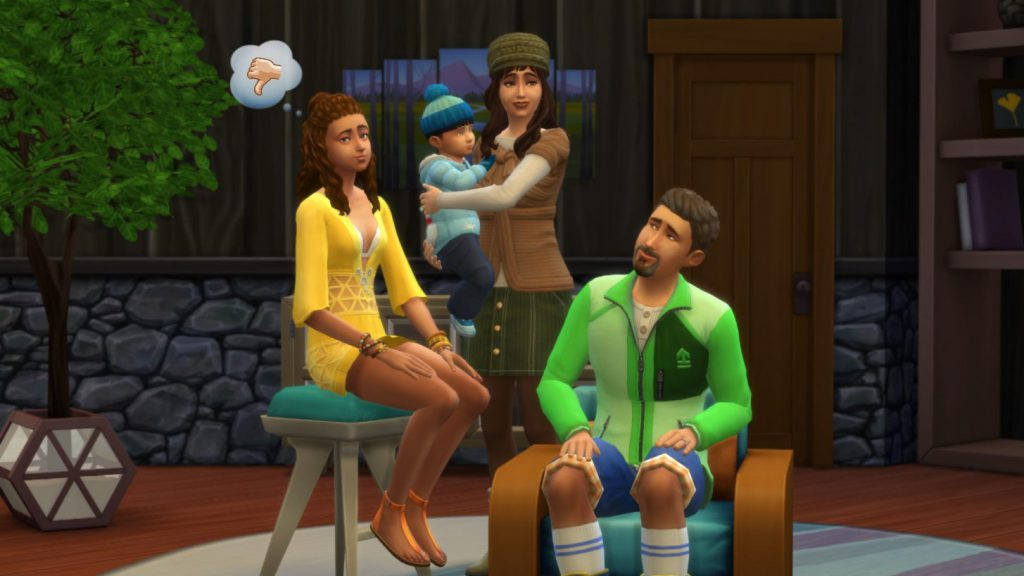 Sims randki online