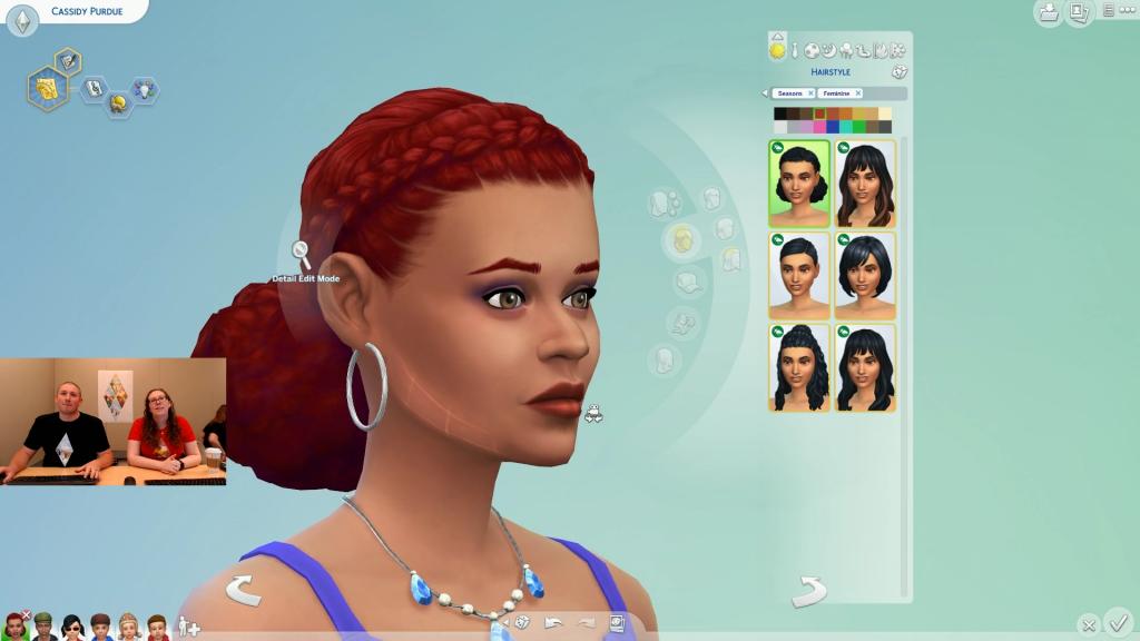 Wielkie Podsumowanie Pokazu Na żywo The Sims 4 Cztery Pory