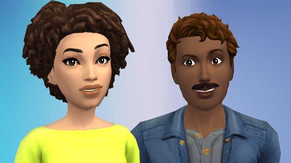 Dwa Rodzaje Fryzur Przypadkowo Dodane Do The Sims Mobile